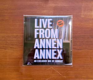 LIVE FROM ANNEN ANNEX