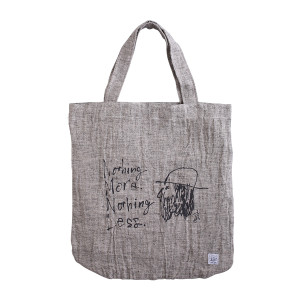 OUGHT_Nothing_More,Nothing_Less_Hobo_Tote_bag_o1