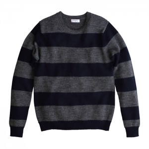 2014_fw_OUGHT_border_crew_neck_knit