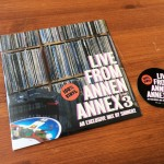 LIVE FROM ANNEN ANNEX 3 / AN EXCLUSIVE MIX BY SHING02