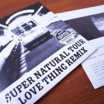 SUPER NATURAL TOUR LOVE THING REMIX
