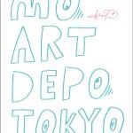 "DISKAH ART SHOW ""MO ART DEPO TOKYO"" at debolbe Studio&Warehouse"