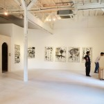 DISKAH ART SHOW MO ART DEPO TOKYO at debolbe studio & warehouse