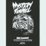 "RAGELOW ART EXHIBITION ""MYSTERY TUNNEL"" at ADOOM"