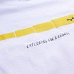"""OUGHT """"EXPLORING"""" Tシャツ追加入荷"""