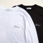 """OUGHT """"Bindle"""" L/S Tee"""