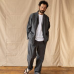 OUGHT Pajamas shirt jacket &  Drawstring pants
