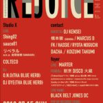 Rejoice Finest at Contact Tokyo