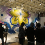 THE CORE Mural Art Project with HITOTZUKI LAUNCH PARTY