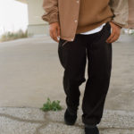 OUGHT Chino Drawstring Trousers
