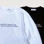 "OUGHT ""ABSENCE MAKES THE HEART GROW FONDER"" L/S Tee"